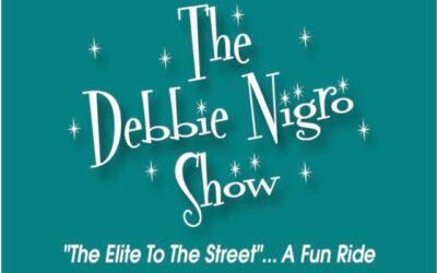 DEBBIE NIGRO INTERVIEWS SUSAN ST. JOHN!
